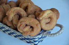 Rosquillas elaboradas con antiguas recetas de la forma más tradicional.