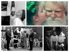 Here's a fun gallery of photos of Santa Clauses from Alabama.