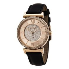 nice Watches Catlin Leather Watch - For Sale