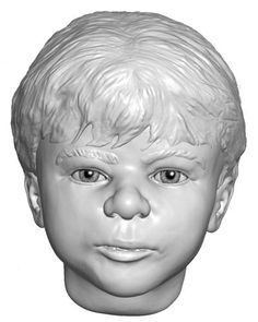 Little boy still in diapers ,dumped into creek reservoir along highway 66 in Ashland ,Jackson county Oregan found in July 1963 Forensic Facial Reconstruction, John Doe, Missing Child, Criminology, Cold Case, Have You Seen, Forensics, Mystery, Ashland Oregon