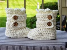 Crochet Dreamz: Toddler Classic Snow Boots, Toddler Boots Crochet Pattern, Pattern in US sizes 5,6, 7 and 8