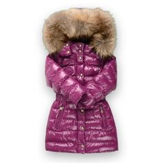 Куртка розовая De Salitto
