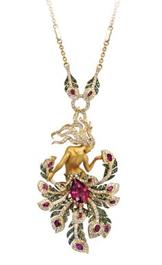 Magerit - Winged Beauty Collection: Necklace Winged Beauty - Limited Edition