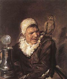 The Athenaeum - Malle Babbe (Frans Hals - ), Gemäldegalerie - Staatliche Museen zu Berlin  (Germany - Berlin), 1633-1635