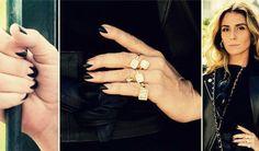 Manicure Negativa nas Unhas de Atena, Giovanna Antonelli em A Regra do Jogo…