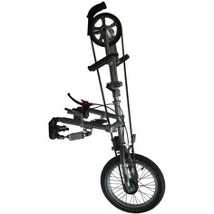 Broadened Horizons Direct - Stricker City Compact Folding Handcycle Wheelchair Bike (FREE Shipping)