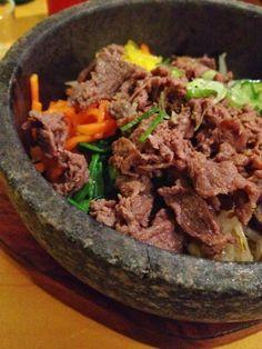 Korean Food at Bibimbap