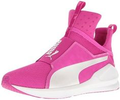 Puma Women s Fierce Core Cross-Trainer Shoe Ultra Magenta White Puma Fierce ffee14a6f