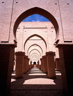 Tin Mal Mosque High Atlas Mountains Morocco #architecture, https://facebook.com/apps/application.php?id=106186096099420, #bestofpinterest