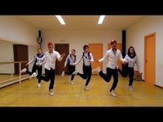 "Joey&Rina "" Head "" | Impara i Passi | Balli di Gruppo"