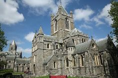Christ Church Cathedral (or more formally, The Cathedral  of the Holy Trinity Ireland.
