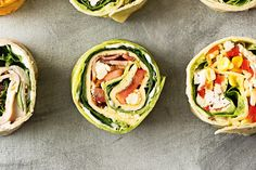 Make lunch the highlight of your day with these 31 delicious ideas.