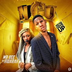 """Mr Bee X Hidarah Never Give Up (NGU) - After the release of """"NSB EP"""" (Never Stop Believing) Mr Bee dishes another Another fantastic joint EP """"NGU"""" (Never Give Up) with Hidarah which contains 3 hit song. All songs prod by the magic fonger mystlezbeat Watch out for this 2 talent.   #Download Mr Bee X Hidarah Never Give Up (NGU) #Hidarah #MrBee"""