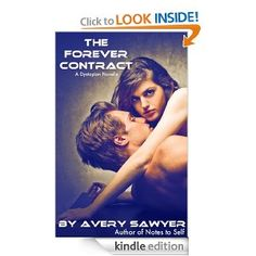 Amazon.com: The Forever Contract (A Dystopian YA Novella) eBook: Avery Sawyer: Kindle Store