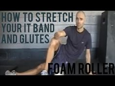 Everest Therapeutics demonstrates proper stretch of your Iliotibial Band, otherwise known as the IT Band. This video shows how to stretch your right IT band....