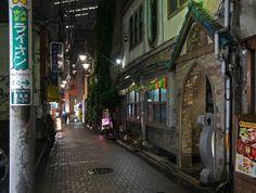 夜散歩のススメ「 百軒店商店街」東京都渋谷区