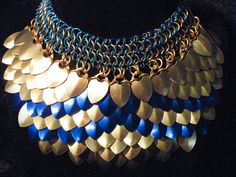 Scalemaille Necklace