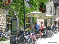 Ottawa Cycling Tours. By taking one of our cycling tours, you will really experience the diversity of the city in a way that's not possible by tour bus or by foot. For more information on Tours & Sightseeing visit www.ottawatourism.ca/en/visitors/what-to-do/tours-and-sightseeing