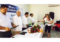En Comondú Sección 3 SNTE Reconoce a Trabajadores de PAAE en Baja California Sur