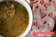 Chicken Noodle Soup Recipe | Lori Danelle