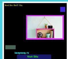 Wood Box Shelf Diy 183637 - The Best Image Search