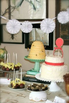 100 acre wood Winnie the Pooh party
