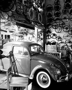 Sooooooooon I need a shop back Mk1, Van Vw, Vw Gol, Vw Vintage, Beetle Car, Vw Cars, Small Cars, Vw Beetles, Motor