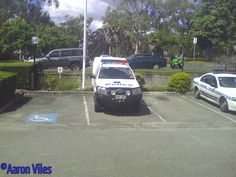 https://flic.kr/p/zztDkw | Queensland Police Service | Vehicles stationed at Logan Police Headquarters, Woodridge, QLD