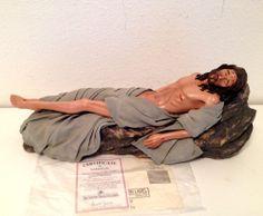 jesus figurines on pinterest figurine jesus and home homco masterpiece porcelain jesus the shepherd figurine