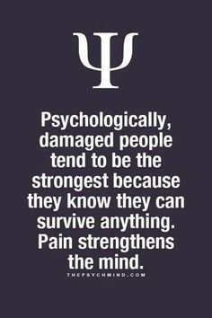 That means I'm one of the strongest person. Awesome!