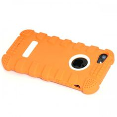 Concise Shockproof Durable Silicone Case Cover Protective Skin for iPhone 5 Multicolor