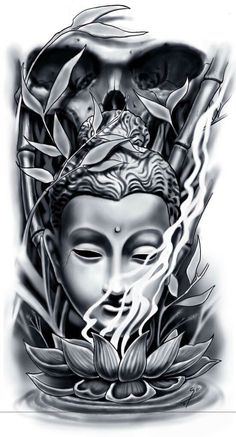 50 Brilliant Buddha Tattoos And Ideas With Meaning best buddha tattoo d.- 50 Brilliant Buddha Tattoos And Ideas With Meaning best buddha tattoo designs ideas men women Buddha Tattoo Design, Buddha Tattoos, Buddha Tattoo Meaning, Buddha Lotus Tattoo, Lotus Tattoo Men, Lotus Flower Tattoos, Asian Tattoos, Trendy Tattoos, Small Tattoos
