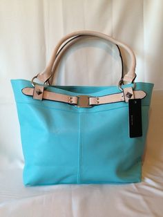 Blue Tote Bag.   Available at www.rmfashions.net