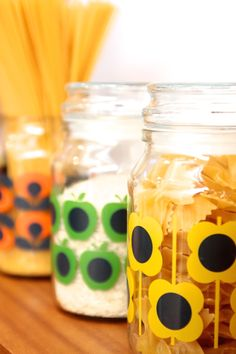 Orla Kiely for Douwe Egberts - how will you upcycle your coffee jar?