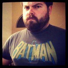 Nerd shirt February day twenty #nerduary Batman?!