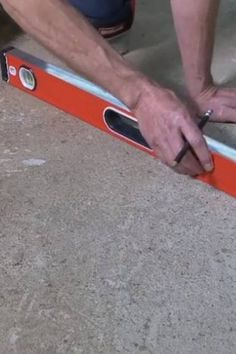 See our step-by-step guide on ensuring that your cement subfloor is correctly prepped for a tile renovation. Sealing Grout, Coloured Grout, Sweep The Floor, Parts Of Stairs, Encaustic Tile, Floor Decor, Floor Design, Decorating Blogs
