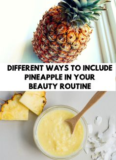Including pineapple in your beauty routine can help you deal with lots of issues. Find out Different Ways To Include Pineapple In Your Beauty Routine!