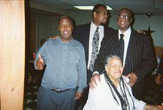 Michael's sister Johnetta Mukes and family
