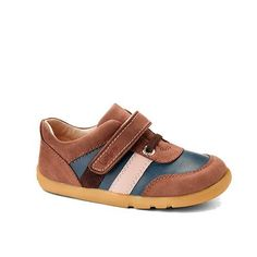 Zapatos I Walk Brown Soft  | Bobux | Offemily