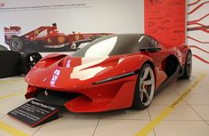 the unseen concepts of laferrari: project F150