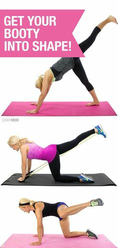Get into shape with this workout!