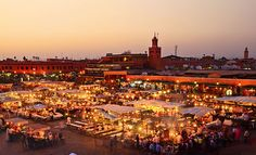 Marrakech – Business Destinations – Make travel your business