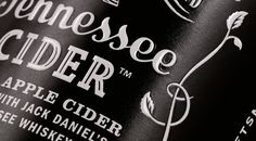 Jack Daniel's Tennessee Cider on Packaging of the World - Creative Package Design Gallery
