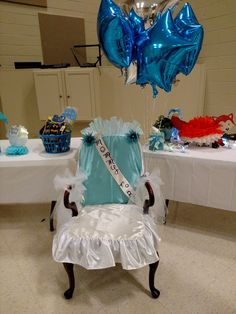 Mommy To Be Chair Babyshower Oliver Amp Company Events