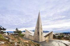 Community Church Knarvik - Reiulf Ramstad Arkitekter