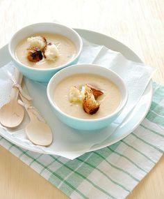 Tuscan bean soup / Sopa toscana de feijão branco
