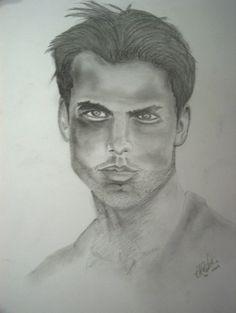 Tom Cruise - Grafite