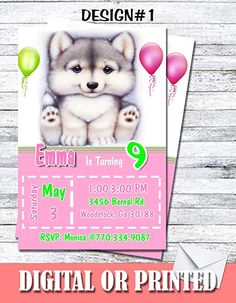 Amazon.com: Wolf Cub Personalized Birthday Invitations More Designs Inside: Handmade Personalized Birthday Invitations, Woodstock, Cubs, Wolf, Amazon, Handmade, Design, Amazons, Hand Made