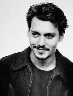 Johnny Depp's devilish smile :)