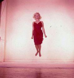 Marilyn. Photo by Philippe Halsman, 1959.
